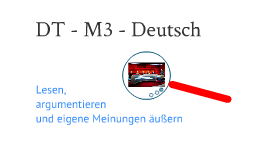 DT - M3 - Deutsch