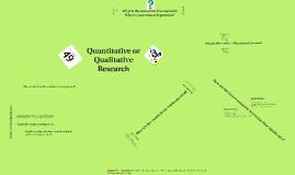 Copy of Qualitative and Quantitative Studies