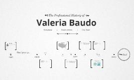 Timeline Prezumé di Valeria Baudo