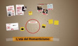 L'età del Romanticismo
