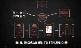 Il Risorgimento italiano