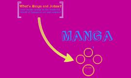 what's manga and anime?