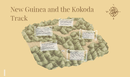 New Guinea and The Kokoda Track