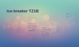 Ice-breaker TZ1B