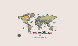 Brendan Oldman