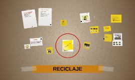 Copy of RECICLAJE