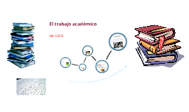 El trabajo academico