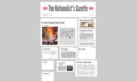 The Nationalists Gazette