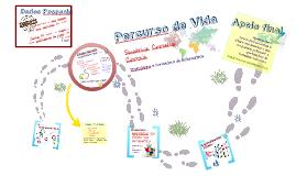 Percurso de Vida Sandrina Carvalho Correia