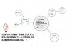 DECANTACIÓN HISTÓRICA Y ENTORNO ACTUAL DE LOS MECANISMOS JUR