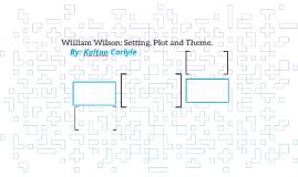 William Wilson: Setting, Plot and Theme.