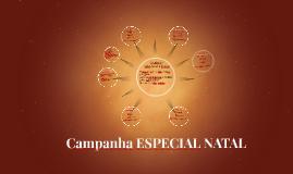 Campanha ESPECIAL de NATAL