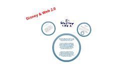 Disney & Web 2.0