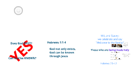 Those who are being made holy Hebrews 2