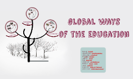Global ways of education