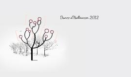 Dance d'Halloween 2012