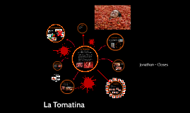 Copy of La Tomatina - By: Jonathan, Andrew, and Tyler