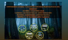 Copy of MÉTODOS  PARA LA APLICACIÓN DE  LA AUDITORIA ADMINISTRATIVA.