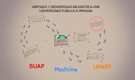 Copy of Copy of VENTAJAS Y DESVENTAJAS DE LA UNIVERSIDAD PUBLICA Y PRIVADA