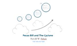 Pecos Bill, The Cyclone