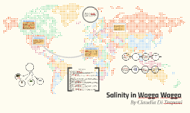 Salinity in Wagga Wagga
