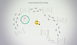 Copy of mapa mental del prologo