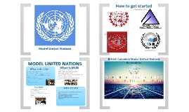 Copy of Model United Nations Presentation
