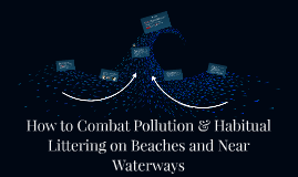 How to Combat Pollution & Habitual Littering on Beaches and