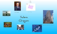 History of salem