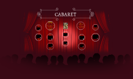 Stage to screen Cabaret