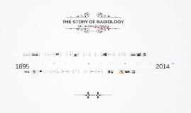 RADIOLOGY STORY