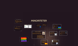 toleransdag: MINORITETER
