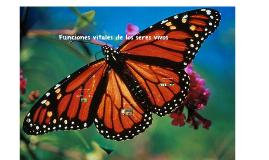 Copy of Funciones vitales de los seres vivos