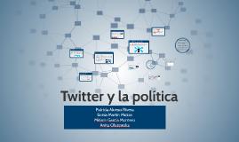 Twitter y la política