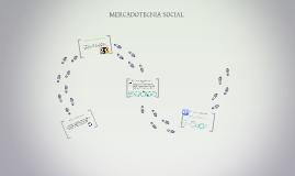MERCADOTECNIA SOCIAL