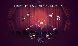 PRINCIPALES VENTAJAS DE PREZI