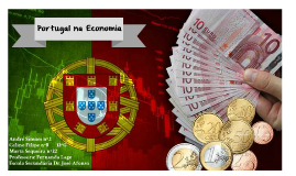 Portugal na economia