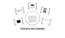 historia del cobeba