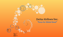 Delta Airlines Inc.