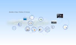 Sheridan College's Windows 10 Journey