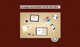 Estrategia Social Media 2013-2014