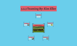 3.2.3 Teaming By: Kim Eller
