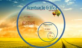 Copy of Acentuação Gráfica