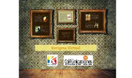 Kerigma Virtual - Septiembre  2013