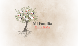 My Family Tree (Spanish)