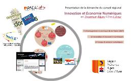 Copy of Innovation et Economie Numériques