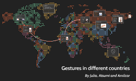 Gestures in different countries