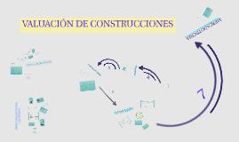 PARTE II-VALUACION DE CONSTRUCCIONES MTRIA. EN VALUACION CON ORIENTACION EN INMUEBLES