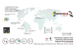 Participación y apertura  local:  Experiencia  iberoamericana del Programa Piloto subancional