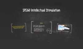 SP5360 Intellectual Stimulation